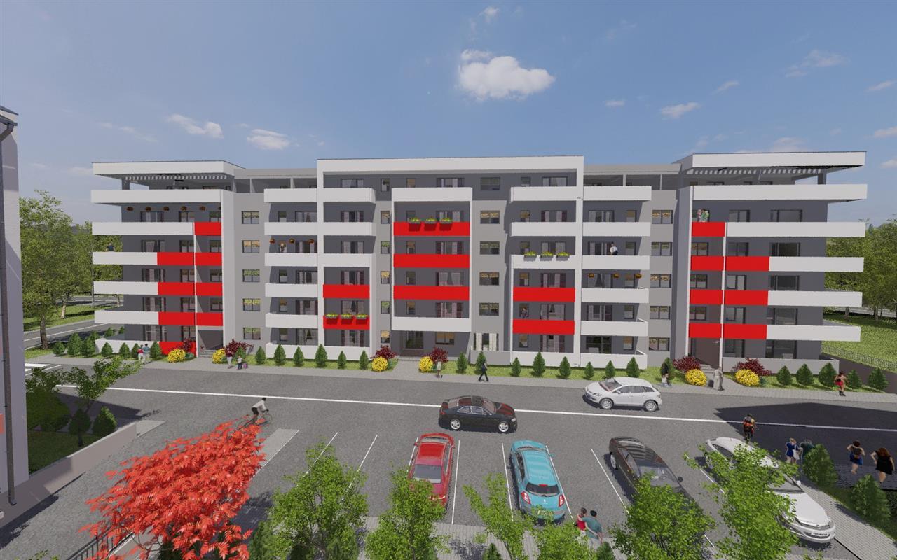 Apartamente in bloc nou, Marasti