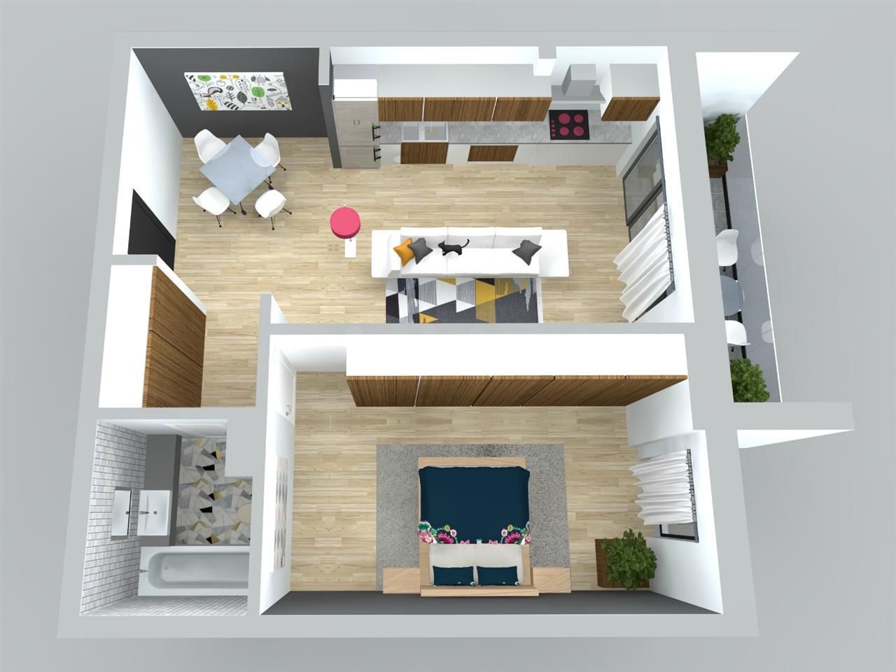 Apartamente in bloc nou zona centrala