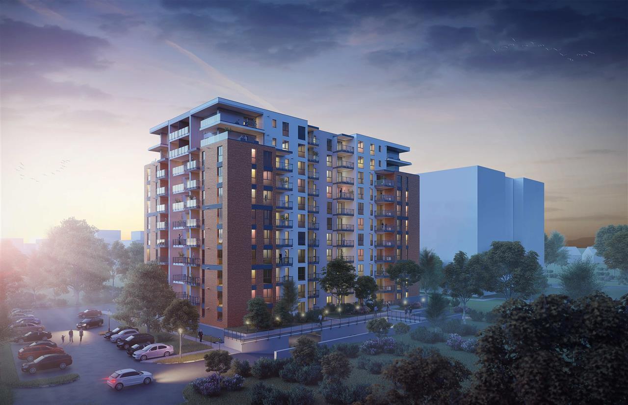 Apartemente 2 si 3 camere, constructie noua in zona Buna Ziua