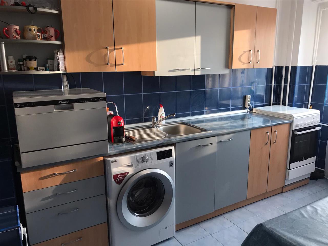 Apartament cu 3 camere de inchiriat, Marasti, str. Teodor Mihaly